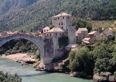 Mostar Originalbücke
