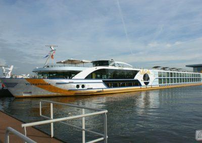 Mit der Prima Vista in Amsterdam