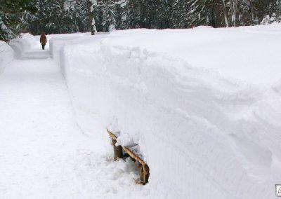 Schneeräumen konsequent
