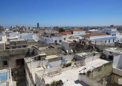 Tunis - über den Dächern