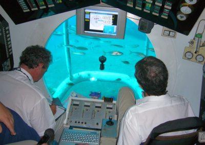 U-Boot-Fahren