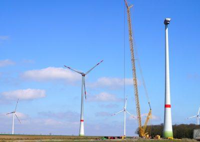 Windräder in Prosselsheim