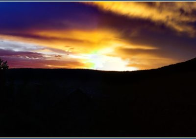 Sonnenaufgang in Lohr 010
